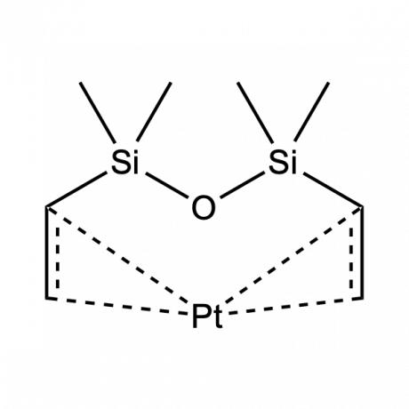 PLATINUM-DIVINYLTETRAMETHYLDISILOXANE COMPLEX; 5% Pt in xylene