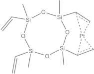 Platinum-Cyclovinylmethyl- Siloxane Complex; 3% Pt In Cyclomethylvinylsiloxanes