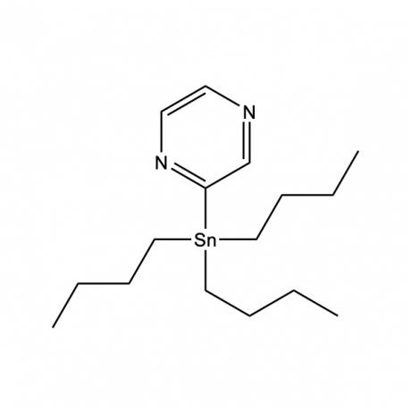 (2-PYRAZINYL)TRI-n-BUTYLTIN
