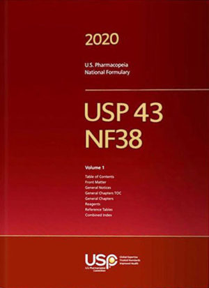 USP-NF Online 1-year Subscription (20 seats) - Spanish