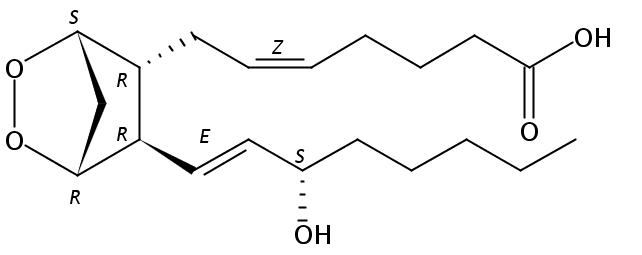 Prostaglandin H2
