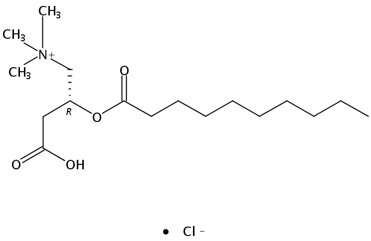 Decanoyl-L-Carnitine HCl salt