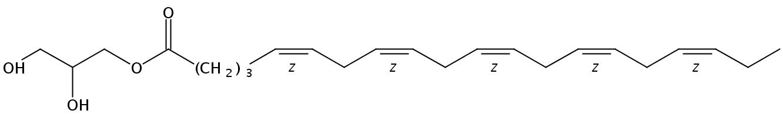 1-Monoeicosapentaenoin