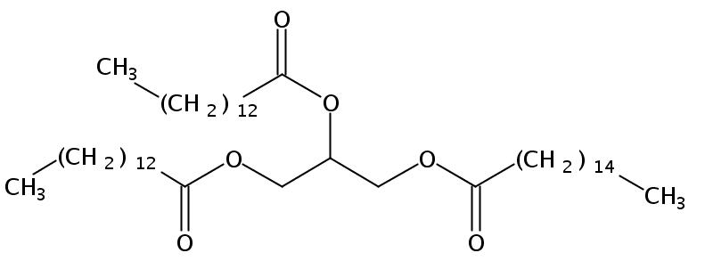 1,2-Myristin-3-Palmitin