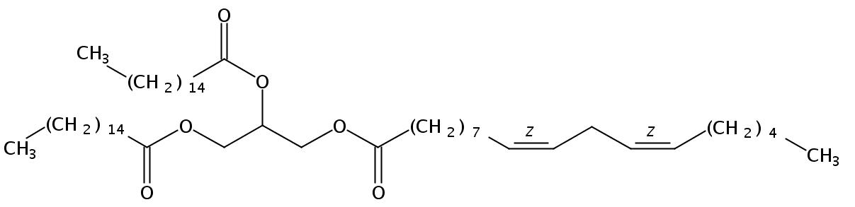 1,2-Palmitin-3-Linolein