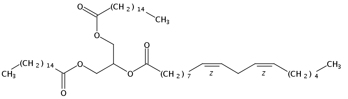 1,3-Palmitin-2-Linolein