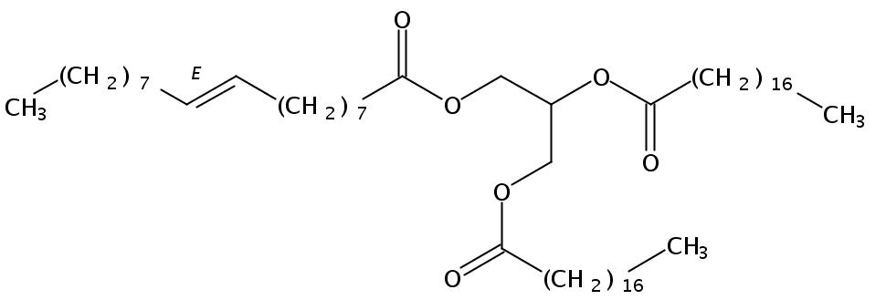 1,2-Stearin-3-Elaidin