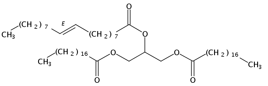 1,3-Stearin-2-Elaidin