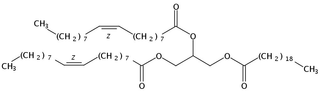 1,2-Olein-3-Arachidin