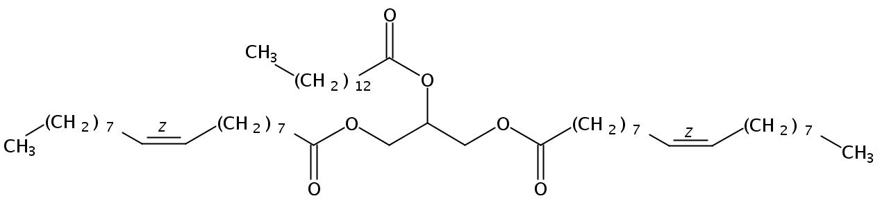 1,3-Olein-2-Myristin