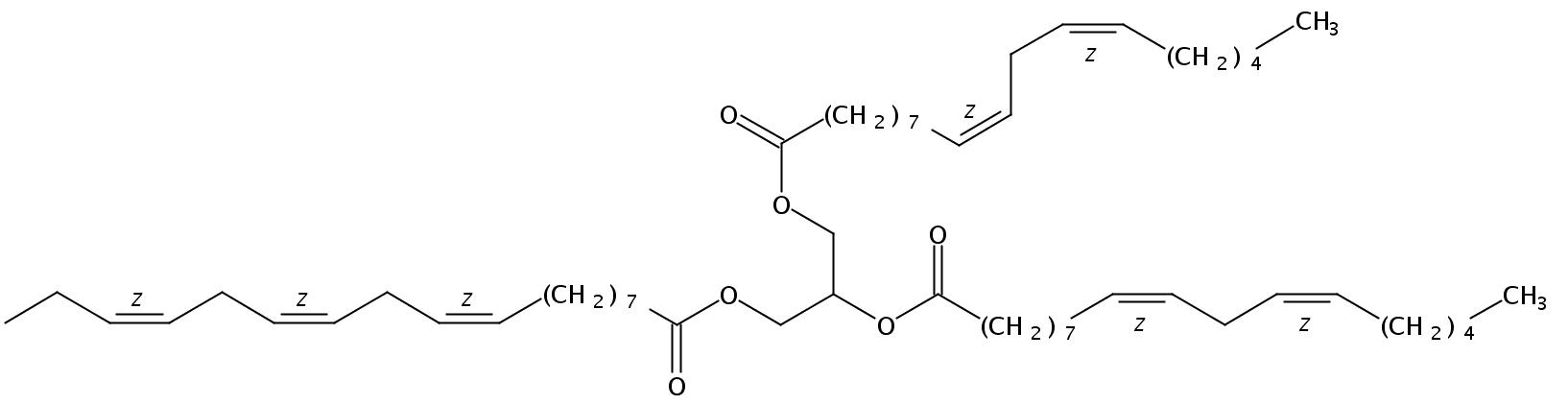 1,2-Linolein-3-Linolenin