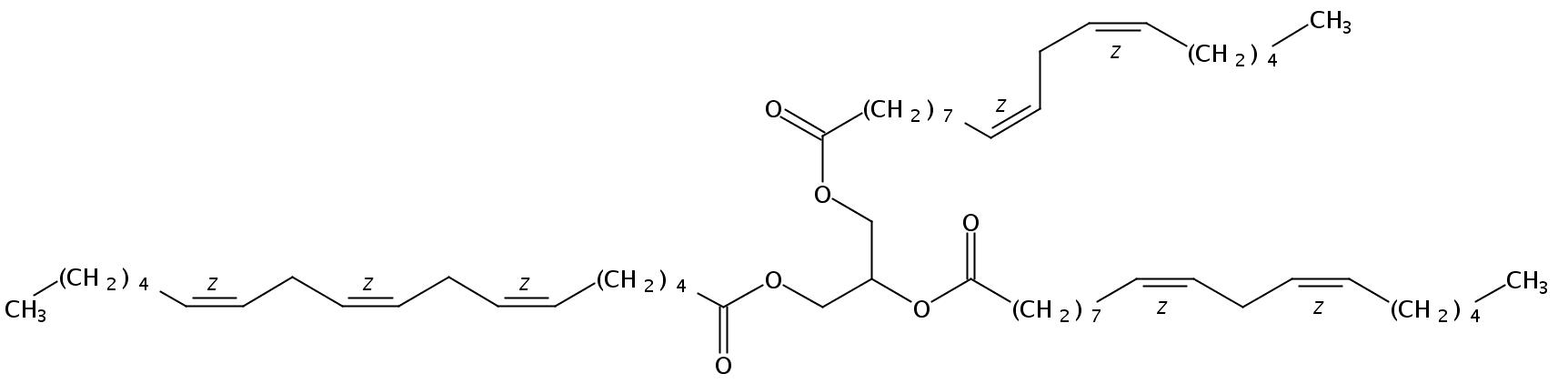 1,2-Linolein-3-Gammalinolenin