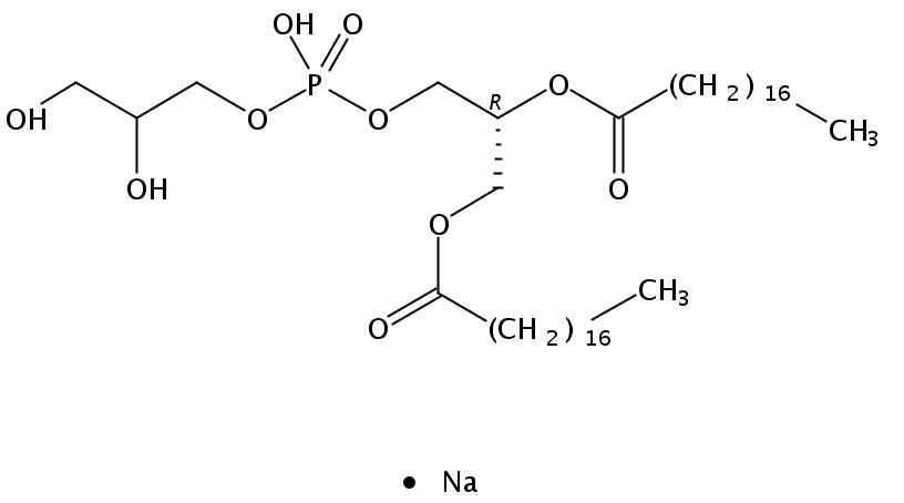 1,2-Distearoyl-sn-Glycero-3-Phosphatidylglycerol Na salt