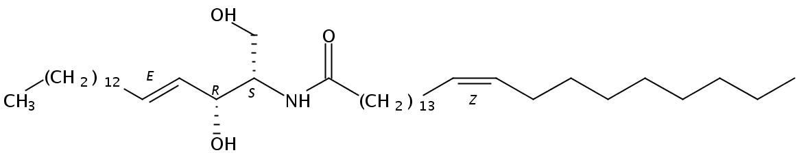 N-Nervonoyl-D-Spingosine (C24:1)