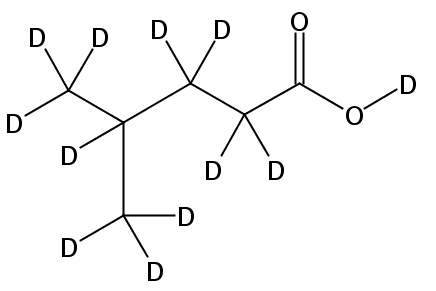4-Methylpentanoic-D12 acid