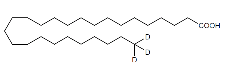 Hexacosanoic-26,26,26-D3 acid