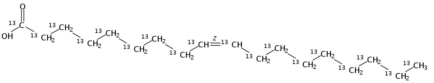 Oleic acid-UL-13C18