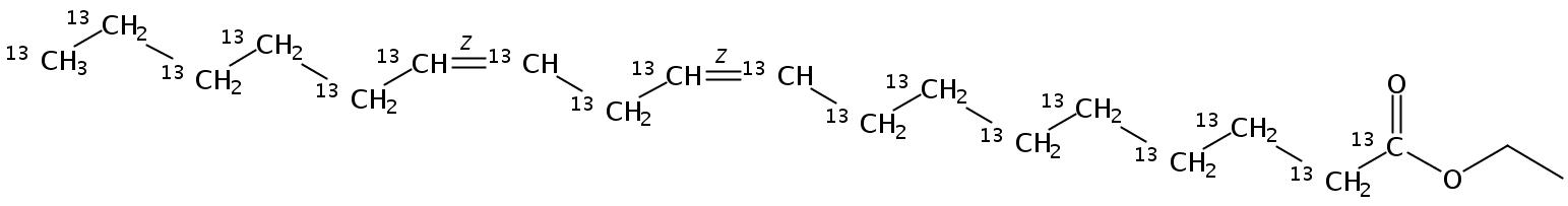 Ethyl Linoleate (U-13C18 98%)