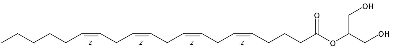 2-Monoarachidonin