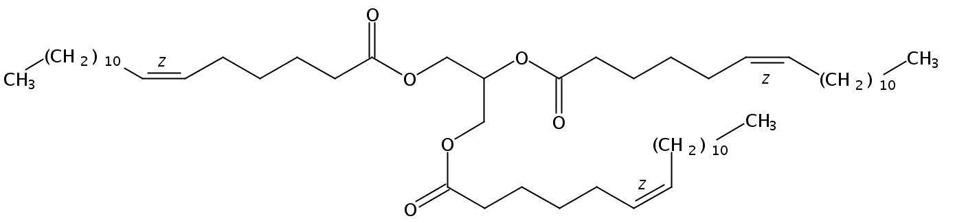 Tri-6(Z)-Octadecenoin