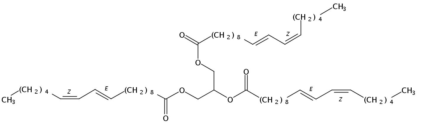 Tri-10(E),12(Z)-Octadecadienoin 90%