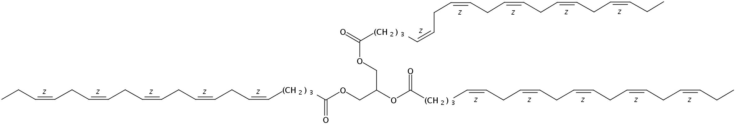 Trieicosapentaenoin (5,8,11,14,17-all cis)