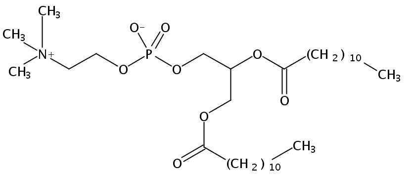 1,2-Dilauroyl-sn-Glycero-3-Phosphatidylcholine