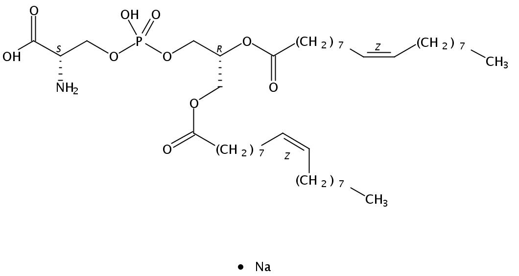 1,2-Dioleoyl-sn-Glycero-3-Phosphatidylserine Na salt