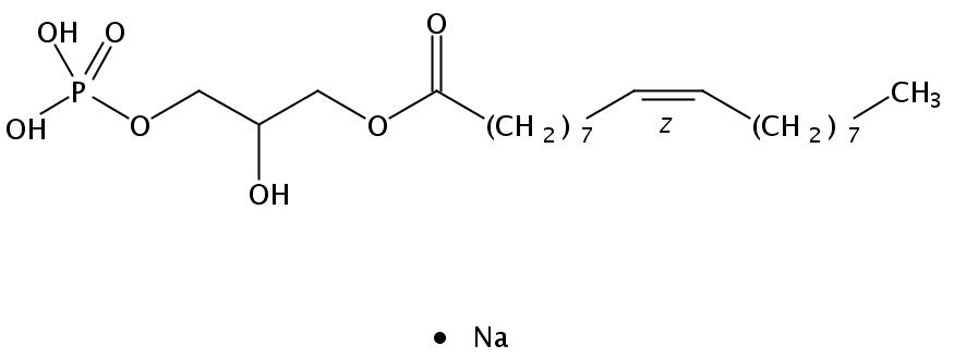 1-Oleoyl-Lyso-Phosphatidic acid Na salt