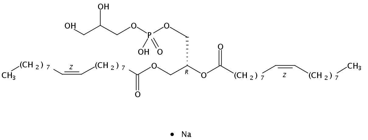 1,2-Dioleoyl-sn-Glycero-3-Phosphatidylglycerol Na salt