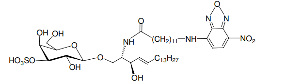 N-Dodecanoyl-NBD-sulfatide