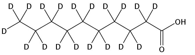 Decanoic-D19 acid