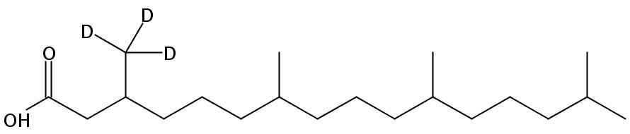 Phytanic acid (3-methyl-D3)