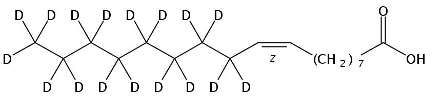 Oleic -11,11,12,12,13,13,14,14,15,15,16,16,17,17,18,18,18-D17 acid