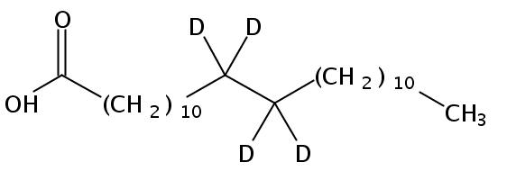 Tetracosanoic-12,12,13,13-d4 acid