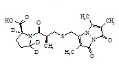 Captopril Related Compound 3-d3