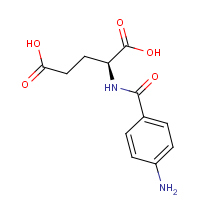 N-(4-Aminobenzoyl)-L-glutamic acid