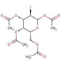 1,3,4,6-Tetra-O-acetyl-2-deoxy-2-iodo-D-galactopyranose, Min. 98%