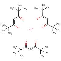 Lanthanum(III) 2,2,6,6-tetramethylheptane-3,5-dionate