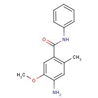 4-Amino-5-methoxy-2-methylphenylbenzamide