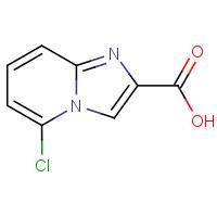 5-Chloroimidazo[1,2-a]pyridine-2-carboxylic acid