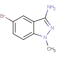 3-Amino-5-bromo-1-methyl-1H-indazole