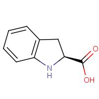 (2S)-(-)-Indoline-2-carboxylic acid
