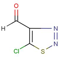 5-Chlorothiadiazole-4-carboxaldehyde