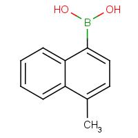 4-Methylnaphthalene-1-boronic acid