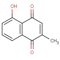 5-Hydroxy-2-methylnaphthalene-1,4-dione