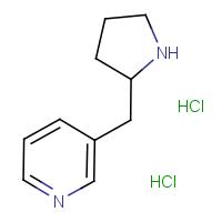 3-[(Pyrrolidin-2-yl)methyl]pyridine dihydrochloride
