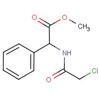 N-(Chloroacetyl)-DL-phenylglycine methyl ester