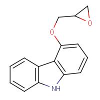 4-(2,3-Epoxypropoxy)-9H-carbazole