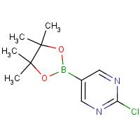2-Chloropyrimidine-5-boronic acid, pinacol ester 98%